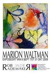 Marion Waltman, schilderijen